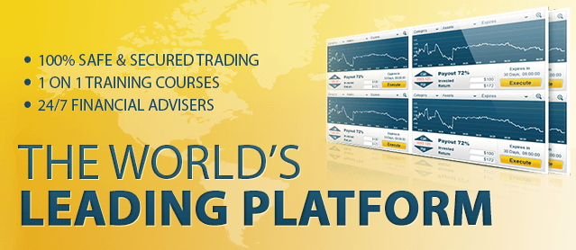 Binary options trading by EZtrader.com
