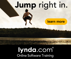 lynda - online training courses