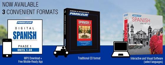 Pimsleur - Online language courses