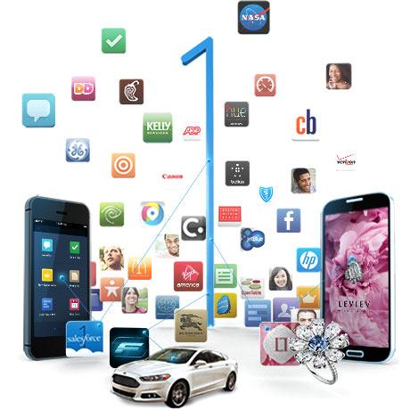 Sales force platform image