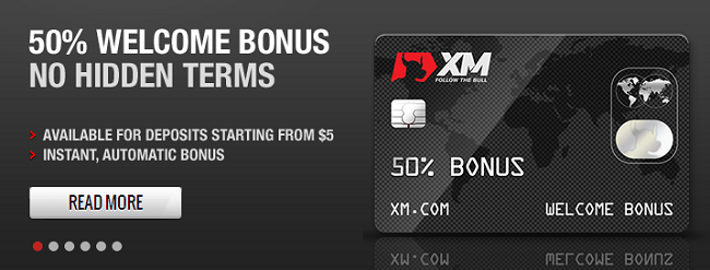 XM - online forex trading options