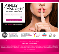 Ashleymadison.com - The world's most discreet dating service