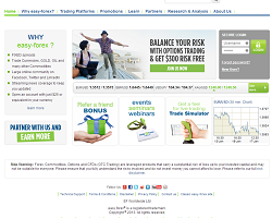 Easy forex website