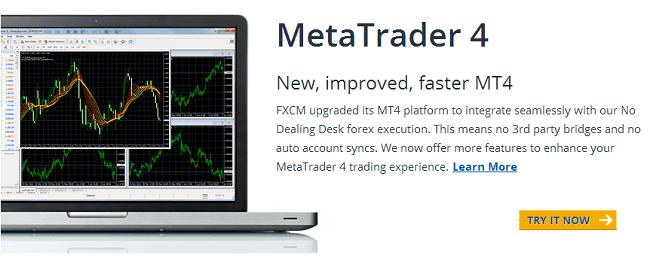 FXCM Online Forex Trading Platform