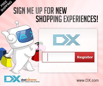 DX.com - Deal-xtreme online website for cool gadgets