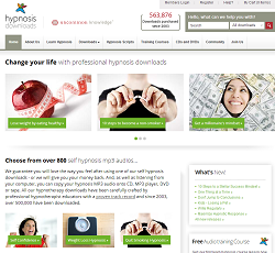 Hypnosis Downloads - Online Self Hypnosis Center