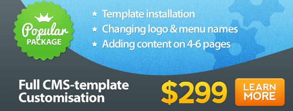 Template Monster - Website template providers
