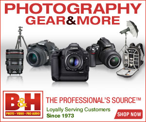 B&H - The professional's source for digital cameras, photography and camcorders
