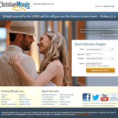 ChristianMingle.com Review