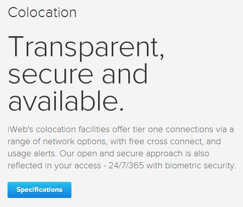 iWeb.com  - web hosting service provider
