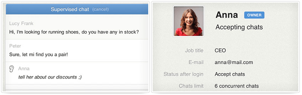 livechatinc.com - Live chat software provider