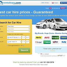 RentalCars.com Review