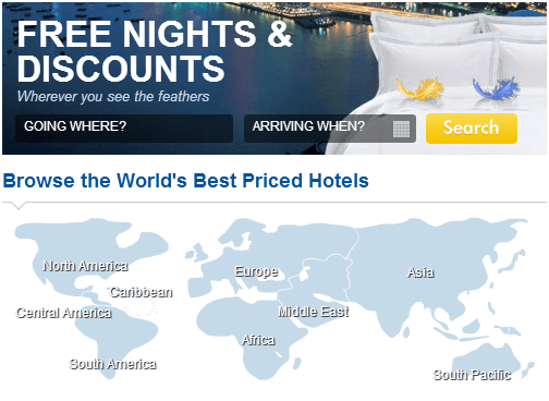 HotelTravel.com - Online Hotel and Travel Booking Website