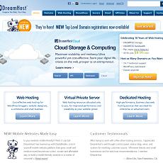 DreamHost.com Review
