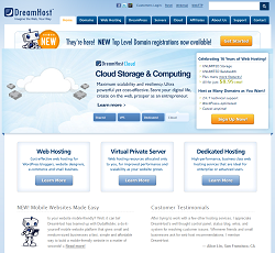 DreamHost.com Review