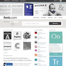 Fonts.com Review