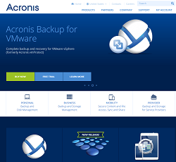Acronics - Backup, data protection and recovery software