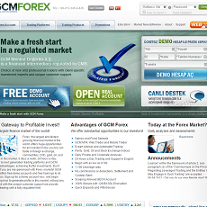 Review Of GCMForex.com