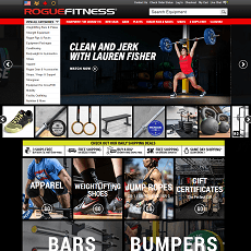 Rogue Fitness Review