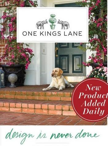 Shop for impressive home decor at OneKingsLane.com