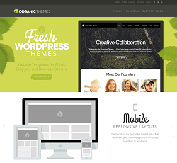 OrganicThemes.com - Premium WordPress Templates