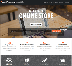 AmeriCommerce -  Ecommerce hosting and Shopping Cart Software for Online Stores