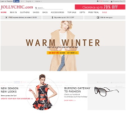 JollyChic.com Review