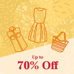 Up to 70% off at ModCloth.com