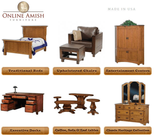 OnlineAmishFurniture.com Review