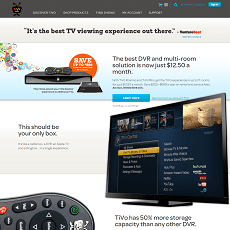 TiVo Review