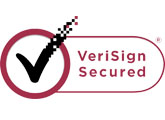 verisign secured logo
