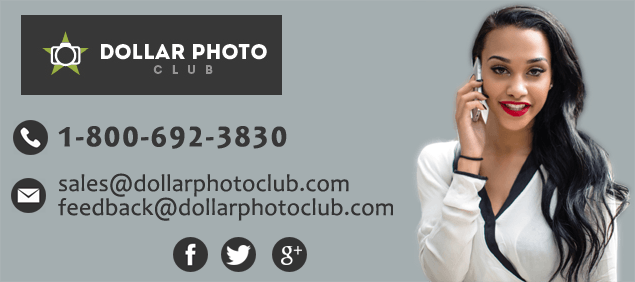 DollarPhotoClub.com - Website for high quality royalty free stock photos and vectors