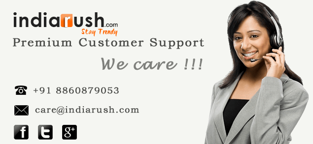 Indiarush.com - Shop online for watches, clothing and fashion accessories