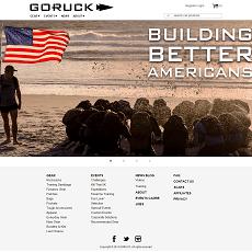 Goruck Review