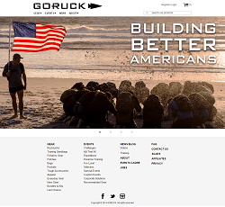 Goruck Review