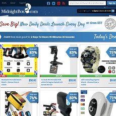 MidnightBox.com Review