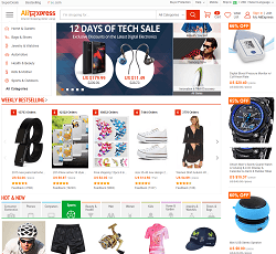 AliExpress.com - Online retailer site from China
