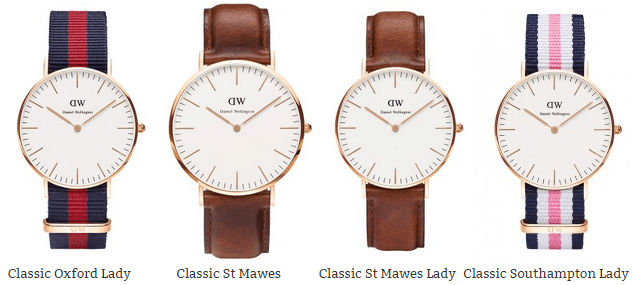 DanielWellington.com - buy watches, jewelry, fashion accessories and more