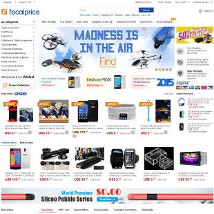 Click here to visit FocalPrice.com official website.