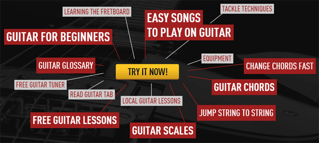 GuitarTricks.com - Learn Guitar online, online guitar lessons and step-by-step videos