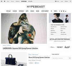HYPEBEAST Review