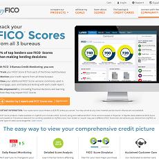 myFICO.com Review
