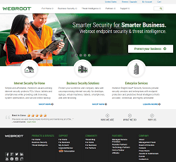 Webroot.com - antivirus, antispyware, endpoint protection & mobile security provider