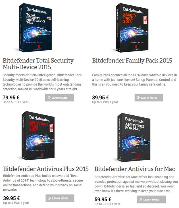 Bitdefender.com - BitDefender Antivirus Software