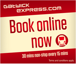 Gatwick Express - Trains from Gatwick to Victoria