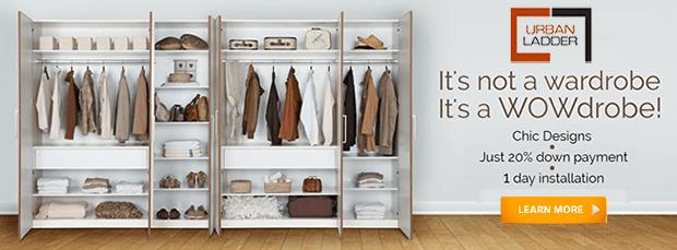 UrbanLadder.com - Online Furniture Store - Shop furniture online at best price