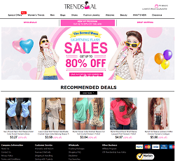 TrendsGal.com - Online wholesale clothing, cheap dresses, bags , jewelery and more