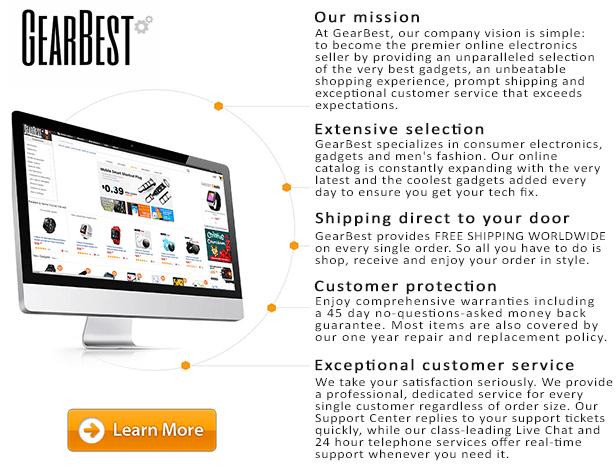 GearBest - Best Gadgets & Electronics Deals