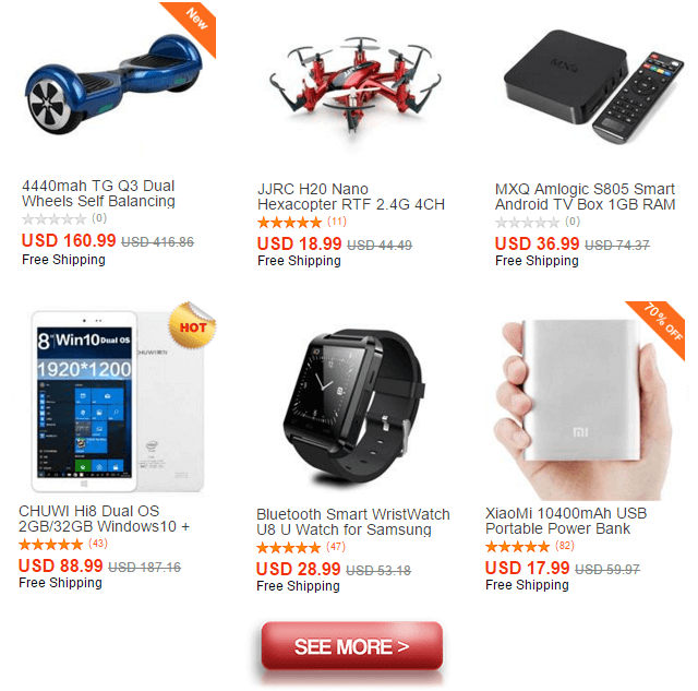 Geekbuying.com - Online shopping for gadgets, chinese phones, TV box, tablet pcs and more