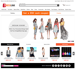 Expired DressLink Coupons